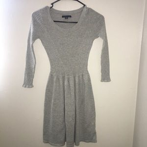 American Eagle Outfitters Dresses - American Eagle 🦅 little grey dress